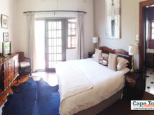 Bluegum Hill Bedroom 1 Cape Town Sea View Guesthouse