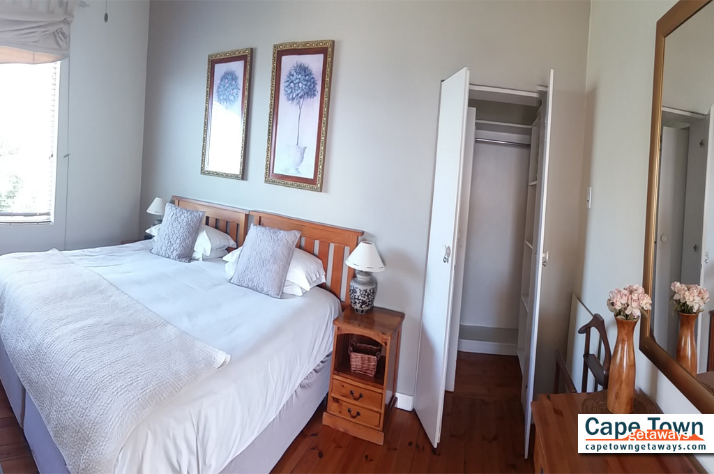Bluegum Hill Bedroom 2 Cape Town Sea View Guesthouse