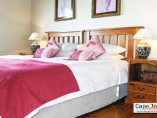 Bluegum Hill Bedroom 3 Cape Town Sea View Guesthouse