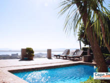 Bluegum Hill Pool Cape Town Sea View Guesthouse