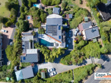 Constantia Vista Luxury Self-Catering Apartments view from above