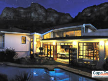 Ambiente Guesthouse Camps Bay Night