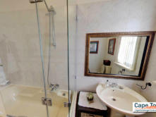 Carmichael Guesthouse Luxury Cape Town Accommodation 2nd luxury double room bathroom