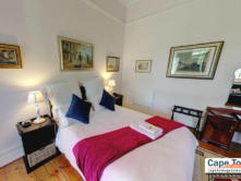 Carmichael Guesthouse Luxury Cape Town Accommodation family suite master bedroom