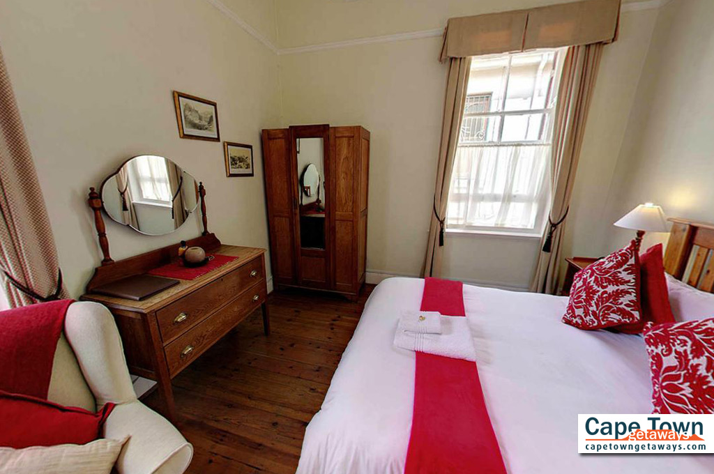 Carmichael Guesthouse Luxury Cape Town Accommodation luxury double bedroom