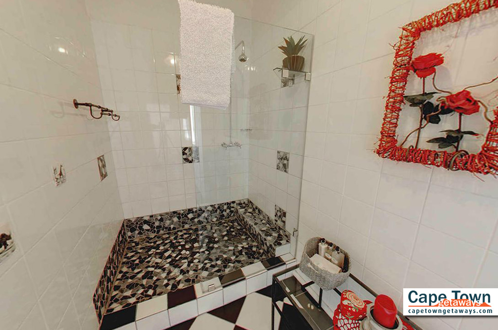 Carmichael Guesthouse Luxury Cape Town Accommodation luxury double room bathroom