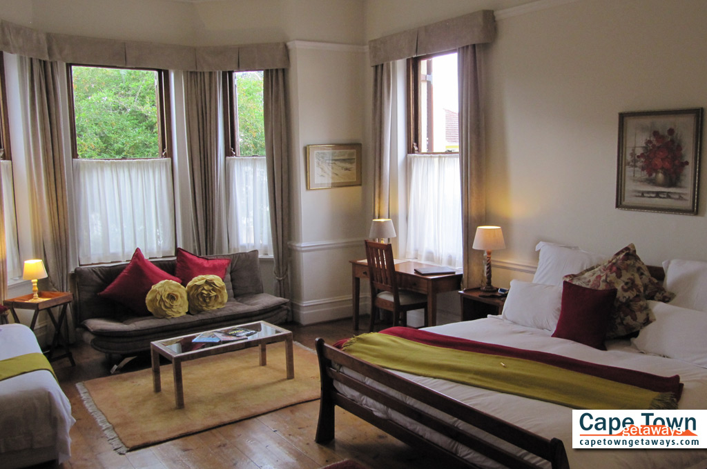 Carmichael Guesthouse Luxury Cape Town Accommodation luxury suite bedroom
