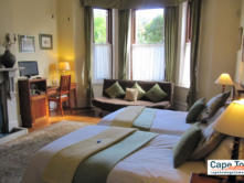 Carmichael Guesthouse Luxury Cape Town Accommodation luxury triple bedroom