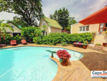 Carmichael Guesthouse Luxury Cape Town Accommodation pool