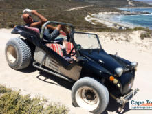 Farr Out Guesthouse Paternoster beach buggy tours