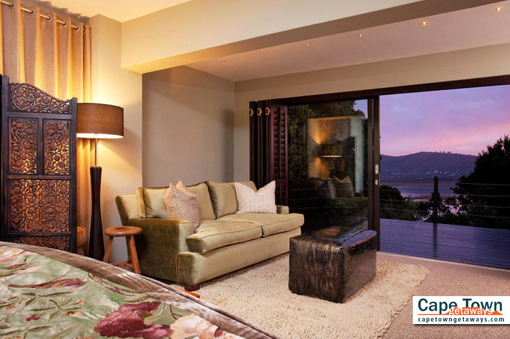 Boutique Hotel Knysna Forest Suite View