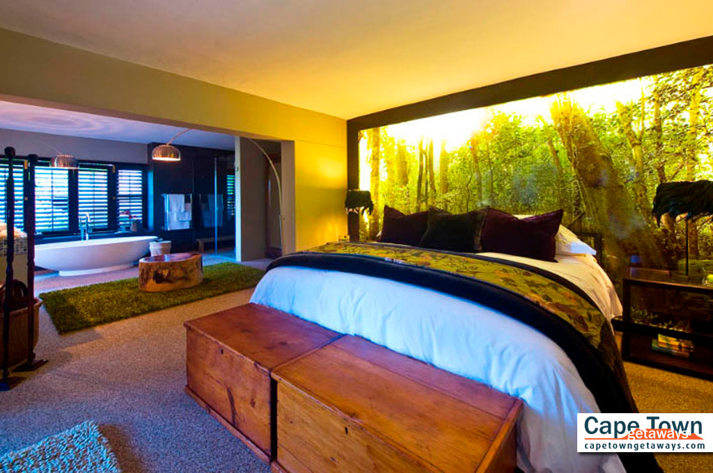 Boutique Hotel Knysna Forest Suite
