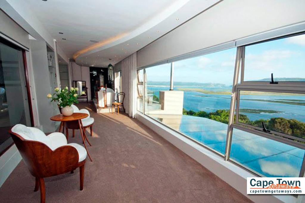 Boutique Hotel Knysna Selwyn Room corridor