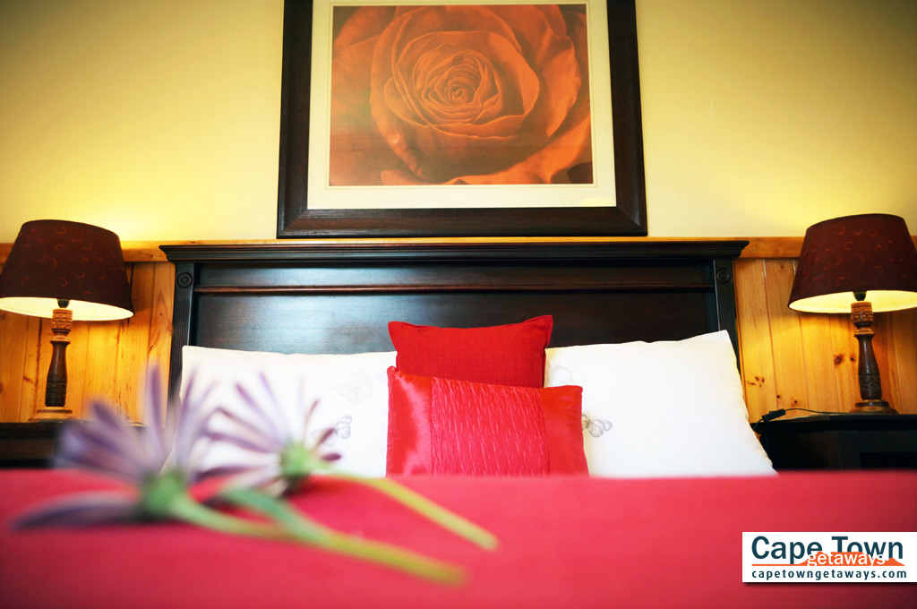 Self-Catering Cottages Knysna Bedroom 2