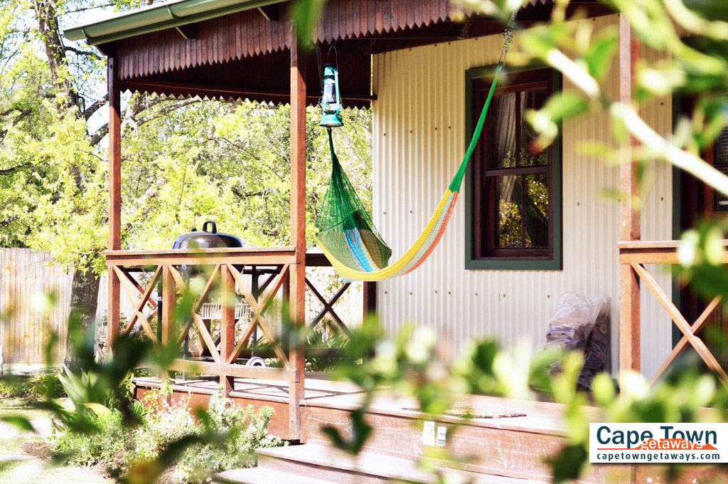 Self-Catering Cottages Knysna Hammock