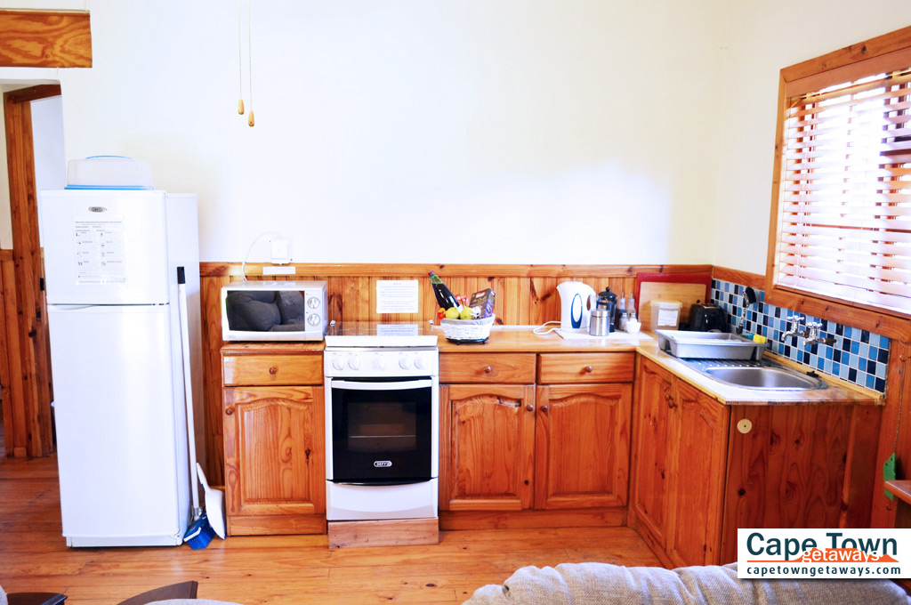Self-Catering Cottages Knysna Kitchen