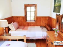 Self-Catering Cottages Knysna Twin Bedroom
