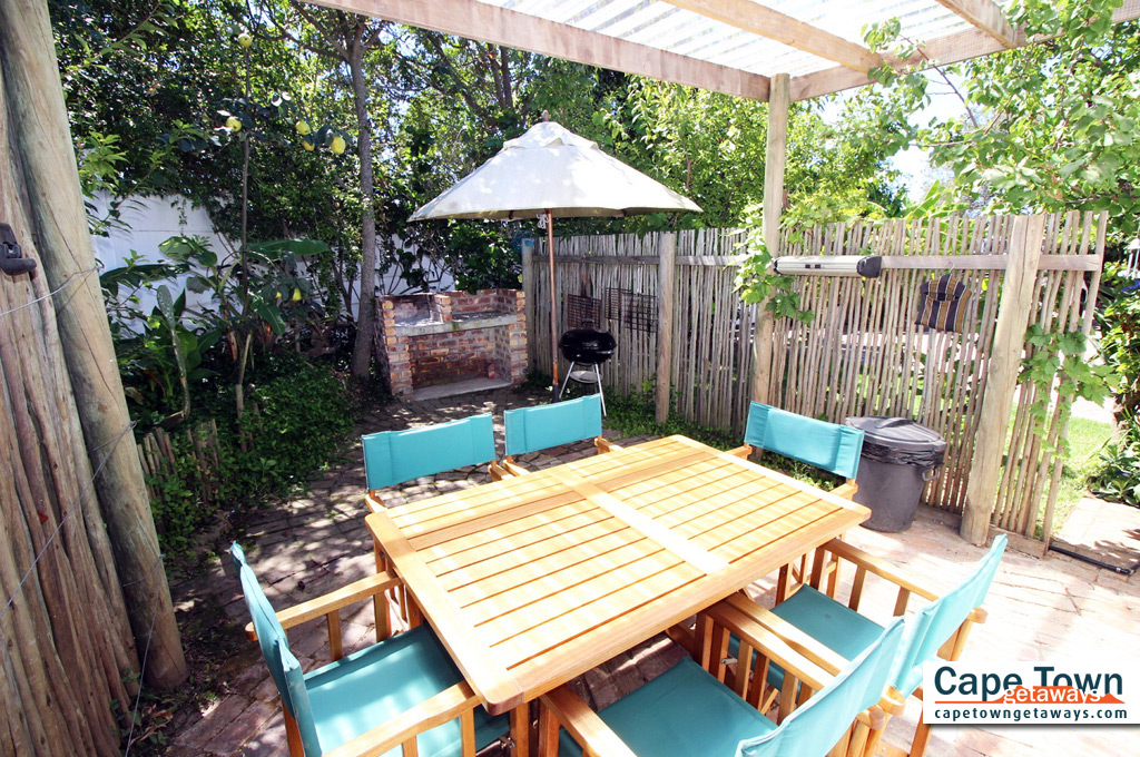 Bed and Breakfast Plettenberg Bay Barbeque