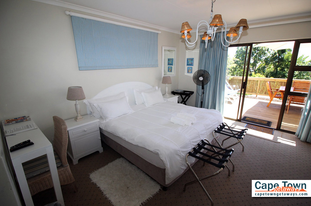 Bed and Breakfast Plettenberg Bay Deluxe Room