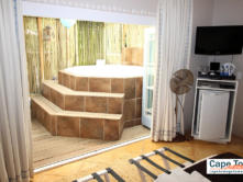 Bed and Breakfast Plettenberg Bay Jacuzzi