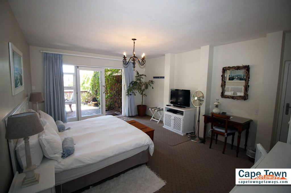 Bed and Breakfast Plettenberg Bay King Size Room