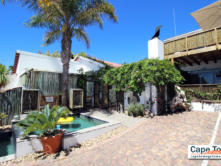 Bed and Breakfast Plettenberg Bay Plunge Pool