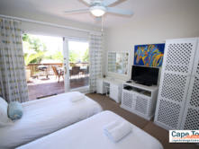 Bed and Breakfast Plettenberg Bay Twin Room