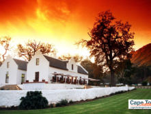 Country Lodge Accommodation Sunset