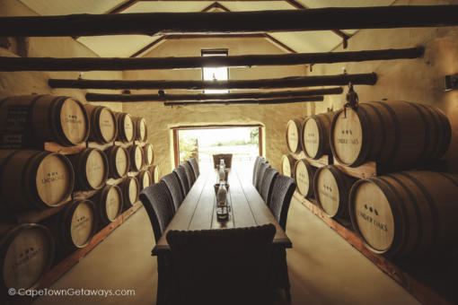 Private cellar