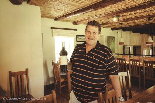 Hansie Britz (Owner)