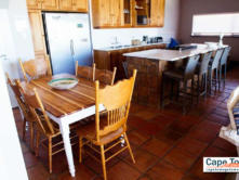 Lamberts Bay Self-Catering Downstairs Unit Open-plan Kitchen
