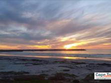 Lamberts Bay Self-Catering Ocean Sunset View
