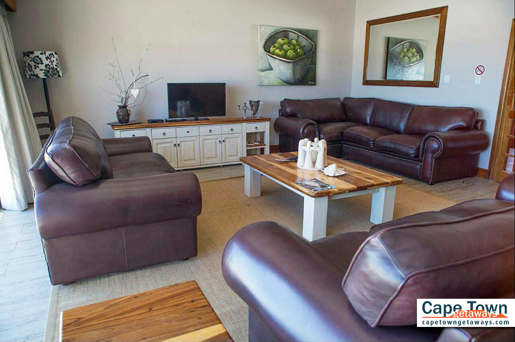 Lamberts Bay Self-Catering Lounge Couches