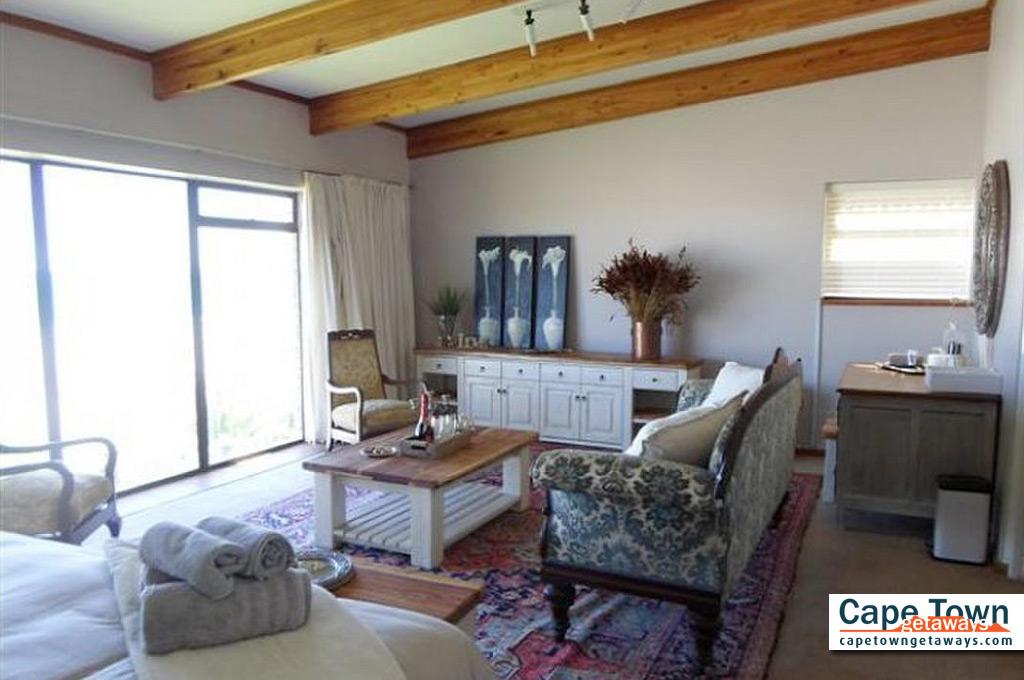 Lamberts Bay Self-Catering Upstairs Master Bedroom