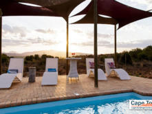Oudtshoorn Cottage Pool