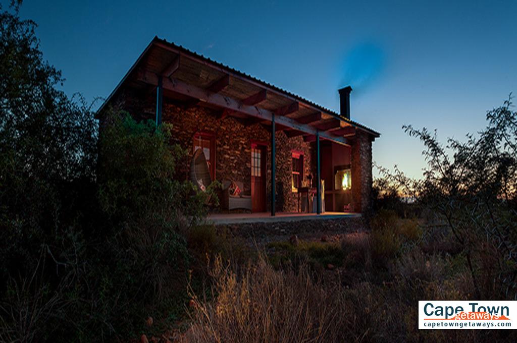 Oudtshoorn Cottage