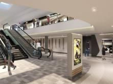 Table Bay Mall Shops Render