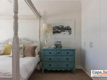 Bedroom with drawers