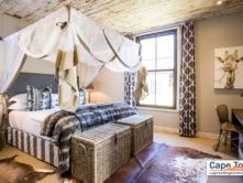 Botlierskop standard villa bedroom