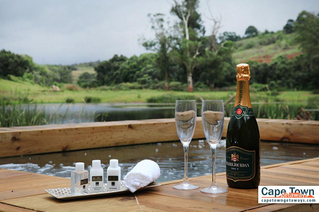 Botlierskop Superior Villa champagne