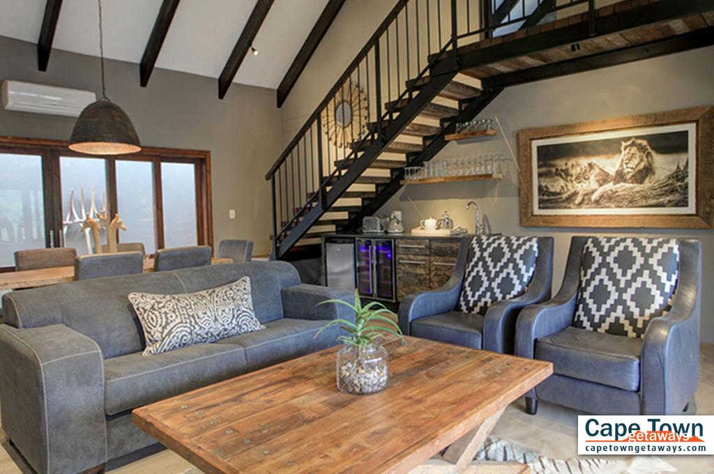 Botlierskop superior villa lounge