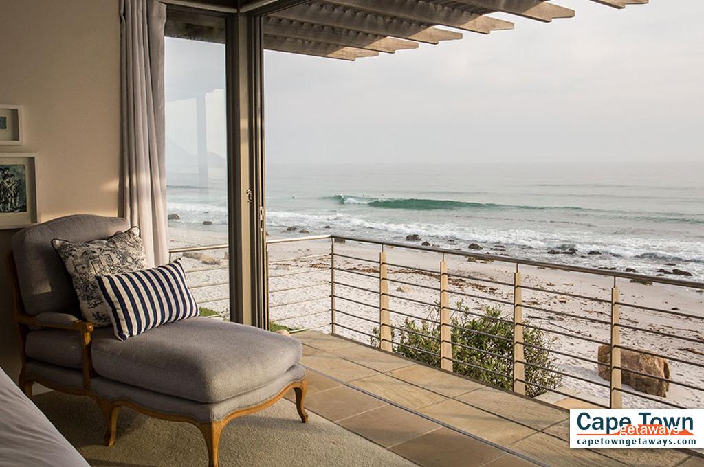 Main bedroom view over ocean