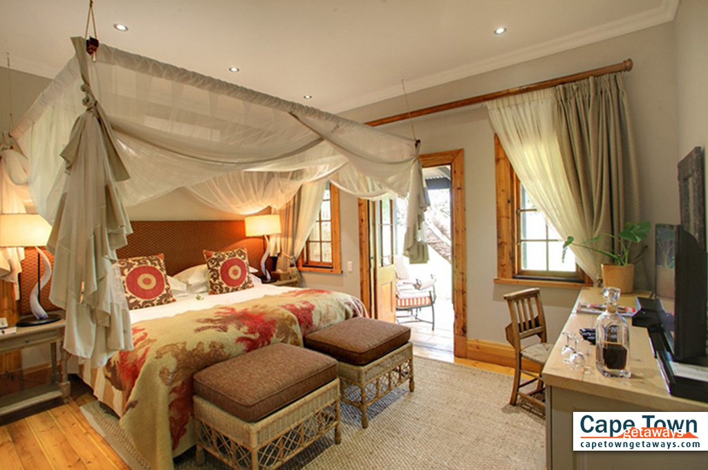 Manor House luxury suite