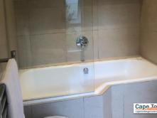 Private, spacious bathtub
