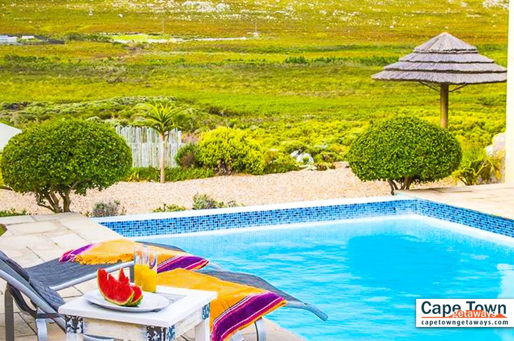 Blue waters - swimming pool