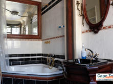 Bathroom at Jambo Guest House