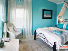 Blue ocean suite bedroom