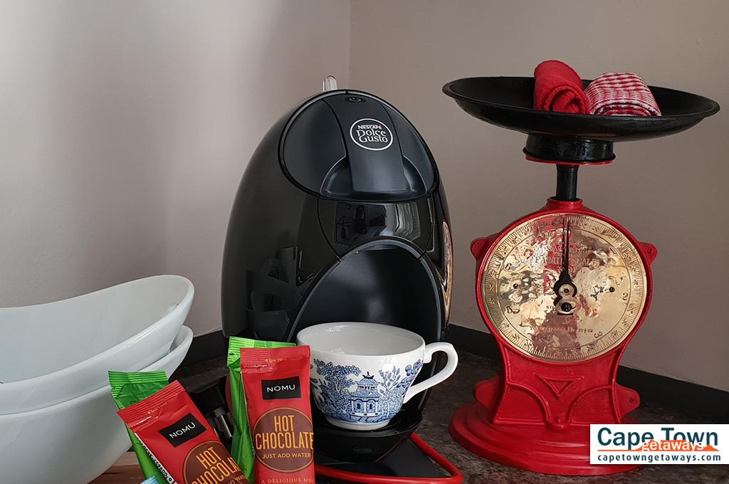 Coffee and tee facilities